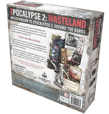 Zpocalypse 2 Wastelands - Defend the Burbs