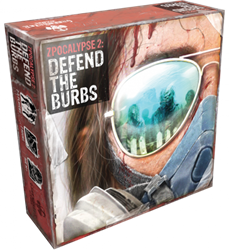 Zpocalypse 2 - Defend the Burbs