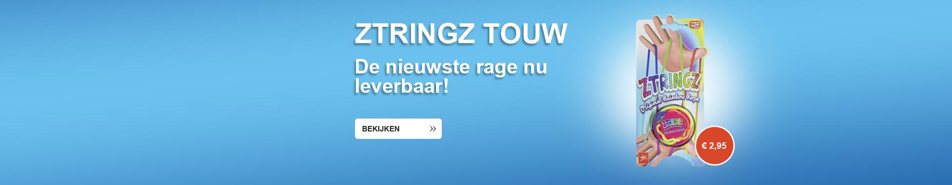 Ztringz - Regenboog Touw